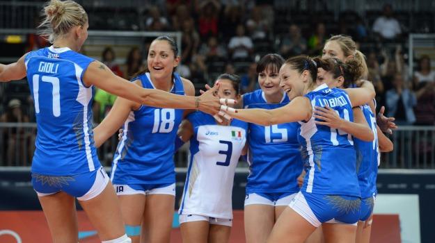 azzurre, mondiali, pallavolo, repubblica dominicana, volley, bonitta, Sicilia, Sport