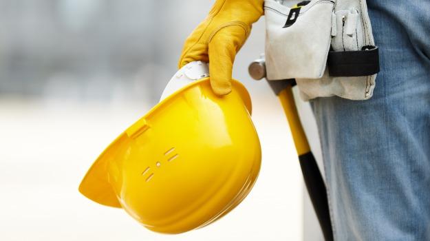 lavoro edilizia, Messina, Economia