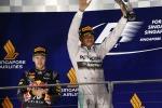 F1: a Singapore vince Hamilton, Alonso quarto