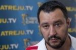 """Lega, Salvini: """"Puntiamo agli elettori di Grillo delusi"""""""