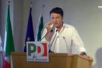 """Renzi: """"Franchi tiratori al Senato sulla riforma del lavoro? Non credo"""""""