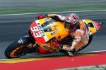 MotoGp: Marquez in pole, terzo Iannone, sesto posto per Rossi