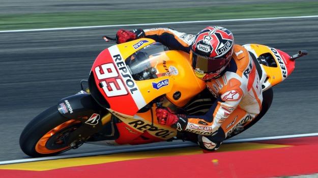 mondiale, MOTOGP, motori, Andrea Iannone, Marc Marquez, Valentino Rossi, Sicilia, Sport