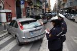 Auto in divieto di sosta, in un mese elevate più di 300 multe tra Mondello e Sferracavallo