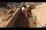 Scoperti i resti di una necropoli a Gela