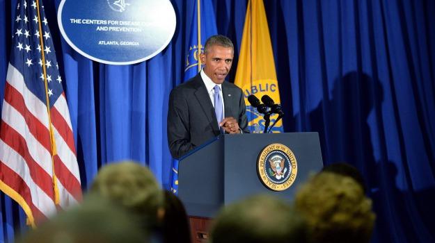 ebola, epidemia, virus, Barack Obama, Sicilia, Mondo