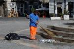 Fallimento società, caos in 17 Comuni del Palermitano: 270 operai a rischio