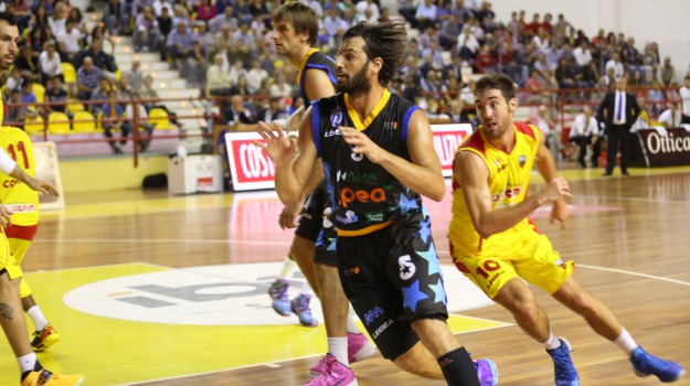 basket, orlandina, Messina, Sport