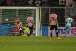 Palermo d'attacco, ma spreca troppo Lazio a valanga: 0-4 in casa