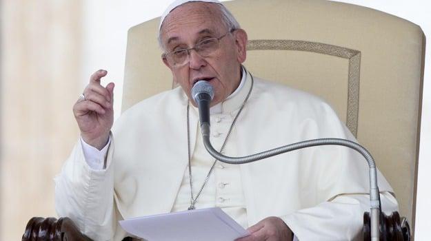 comunista, papa, pontefice, vaticano, Papa Francesco, Sicilia, La chiesa di Francesco, Politica