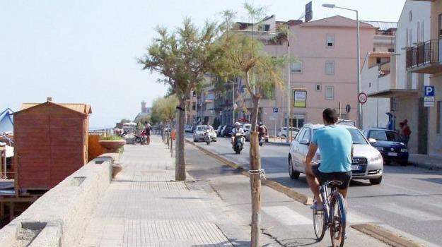 capo d'orlando, lavori pubblici, litorale, Messina, Economia