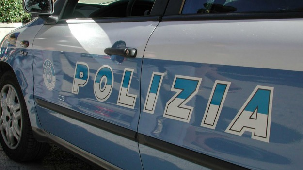 capretto, intimidazione, polizia, testa, Messina, Cronaca