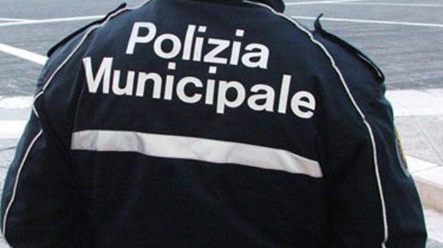 CASTELVETRANO, polizia municipale, Trapani, Cronaca