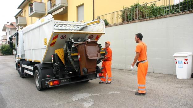 raccolta, rifiuti, sciopero, Agrigento, Cronaca