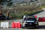 Rally di Caltanissetta reso affascinante dalla lady Viviana Martorana