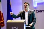 """Renzi: """"Ho contro certi poteri forti Vescovi? Molti dalla mia parte"""""""
