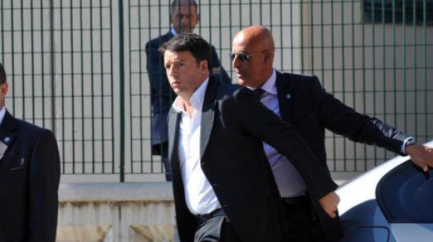 visita renzi palermo, Matteo Renzi, Palermo, Cronaca