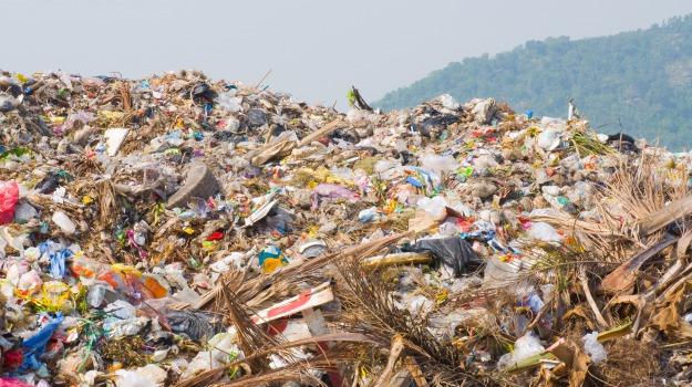 DISCARICA, rifiuti, Sciacca, Agrigento, Cronaca