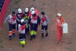 """Motogp, Rossi su Facebook rassicura tutti dopo la caduta di Aragon: """"Ho solo un pò di mal di testa"""""""