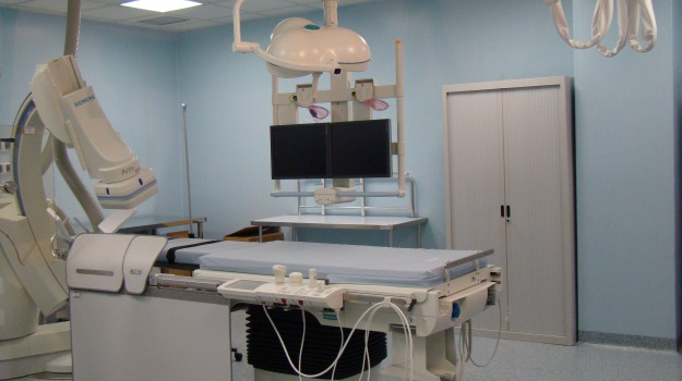 fuori uso, ospedale, radiologia, Sicilia, Caltanissetta, Cronaca