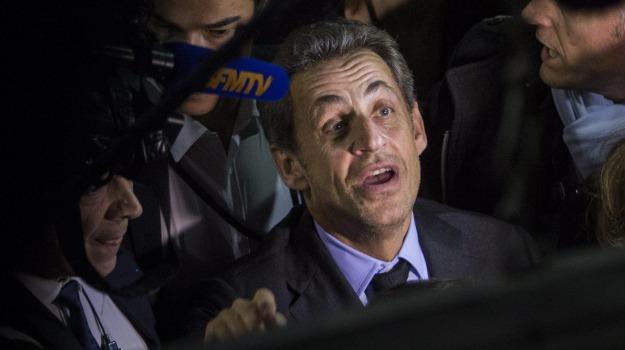 corruzione, inchiesta, presidente, Nicolas Sarkozy, Sicilia, Mondo