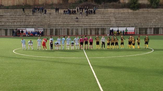 Calcio, coppa italia, leonforte, Enna, Sport