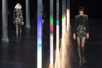 Passerella di Saint Laurent, sfila il nuovo undreground