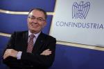 """Tfr in busta paga, secco """"no"""" di Squinzi: vantaggi solo per il Fisco"""