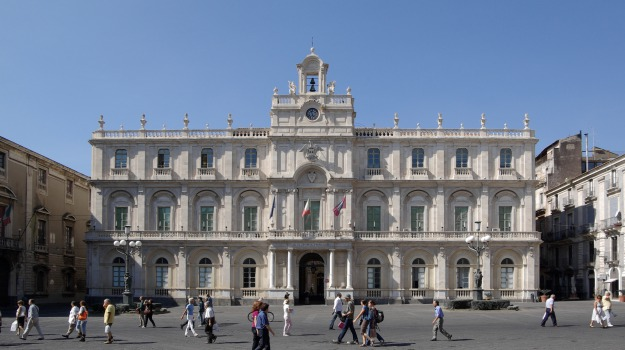 catania, università, Catania, Economia