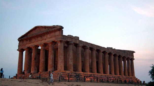 agrigento, cultura, templi, treno, Agrigento, Cultura