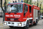 Rosolini, in fiamme un edificio di via Matteotti