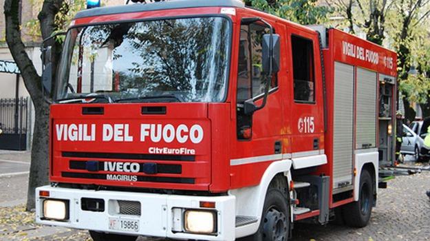 Incendi a Ragusa, Ragusa, Cronaca