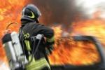 Incendi in calo nell'ultimo anno a Caltanissetta: il bilancio tracciato dai vigili del fuoco