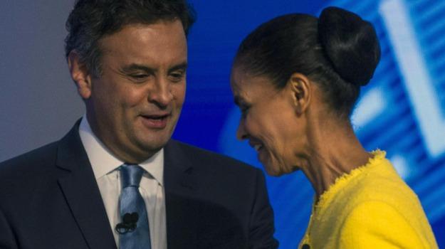 Brasile, elezioni, presidenziali, Aecio Neves, Dilma Rousseff, marina silva, Sicilia, Archivio
