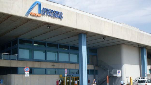 aeroporto palermo, Gesap, Palermo, Economia