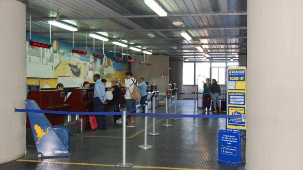Aeroporto, Birgi, cisl, Trapani, Economia
