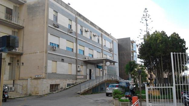 Mazara del Vallo, ospedale, Trapani, Cronaca
