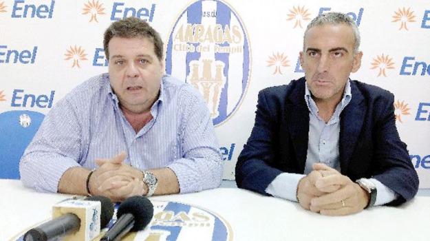 Akragas, Calcio, serie D, Vincenzo Feola, Agrigento, Sport