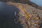 Scarichi fognari illegali scoperti ad Aspra, rimosse cinque connessioni anomale