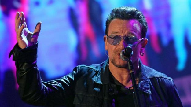 album, intervista, musica, tv, Bono, Fabio Fazio, Sicilia, Cultura