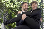 Raoul Bova e Luca Argentero in una sophisticated comedy