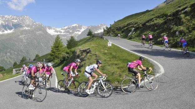 ciclismo, gare, sport, tecnologie, tifosi, Graham Bartlett, Sicilia, Sport