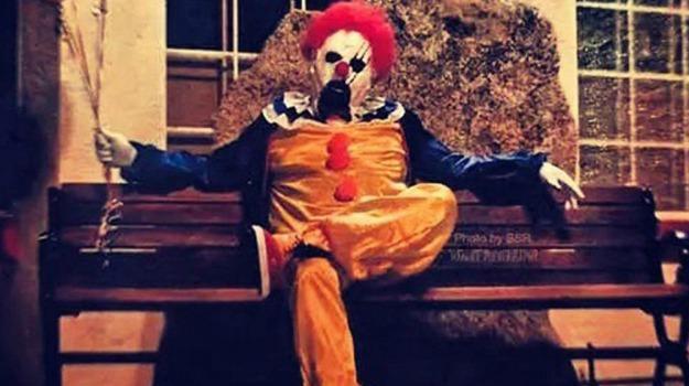 agenti, clown, paura, residenti, terrore, Anthony Garza, Jason Matson, Sicilia, Società