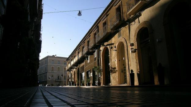 caltanissetta, comune, Palazzo del Carmine, Caltanissetta, Cronaca