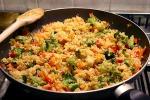 Appassionati di cucina a lezione per imparare l'arte del Cous Cous