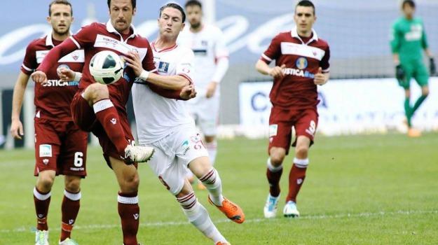 Calcio, serie b, trapani, Trapani, Calcio