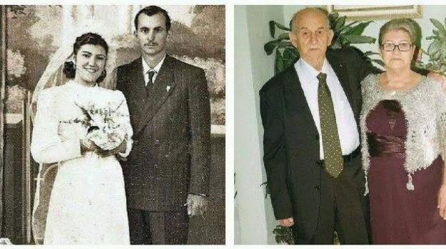 amore, matrimonio, morte, ricovero, Diva Possa, Italvino Possa, Sicilia, Società