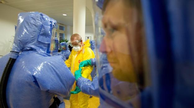 contagio, ebola, Sicilia, Sicilia, Cronaca