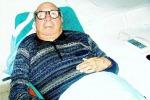 Visse per 63 anni all'ospedale Nagar di Pantelleria, è morto Filippo Gabriele