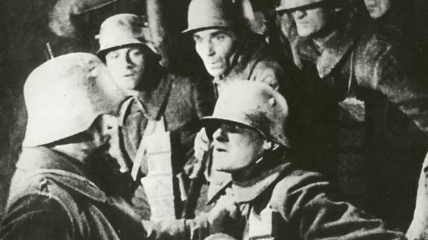 attori, cinema, guerra, rassegna, Sicilia, Palermo, Società